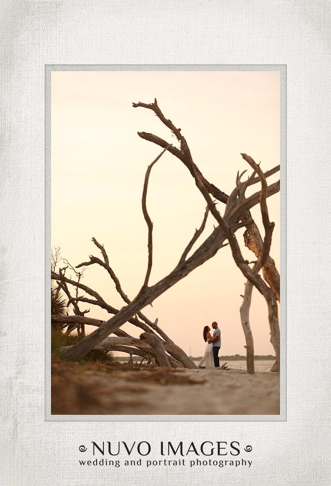 Folly Beach Engagement