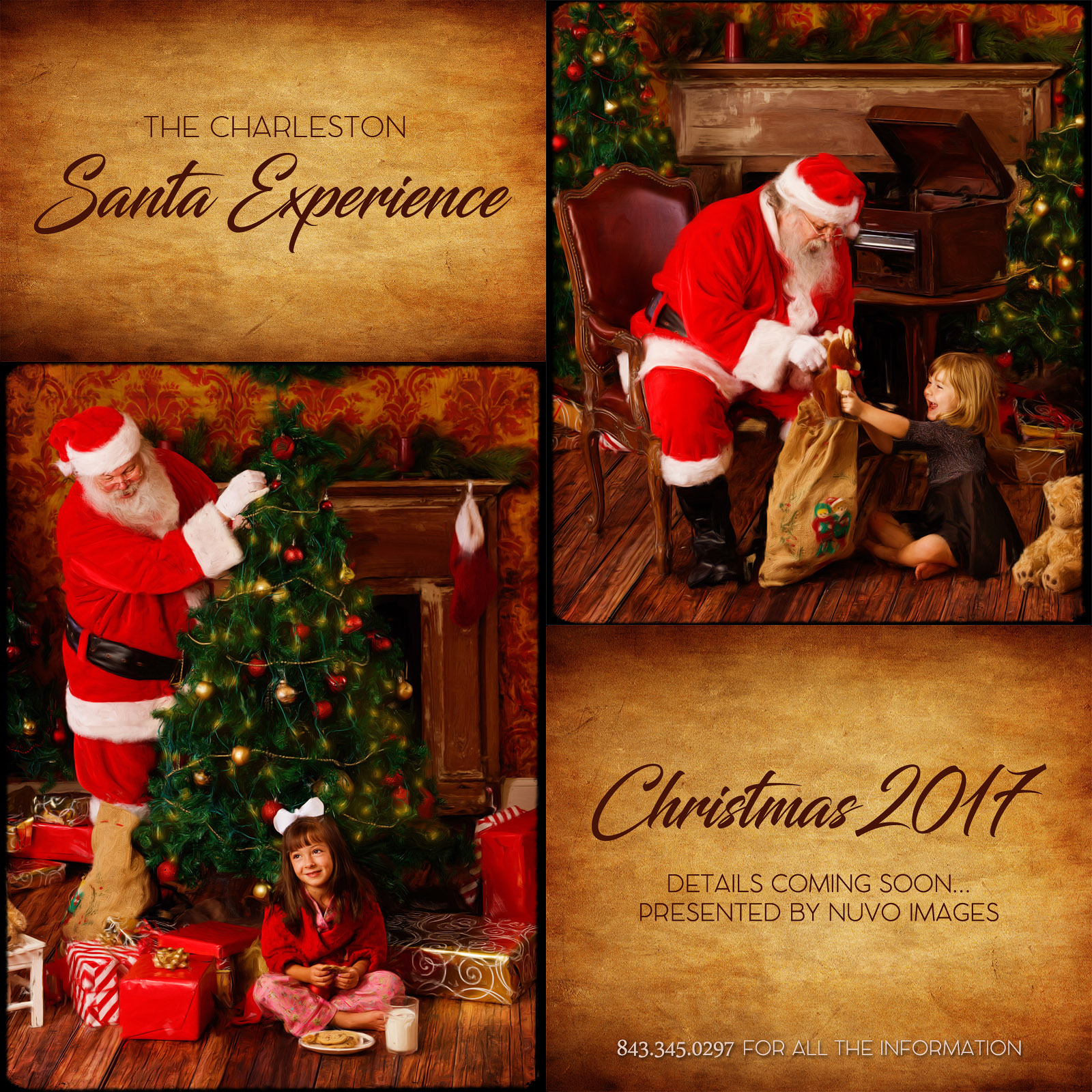 charleston santa photos