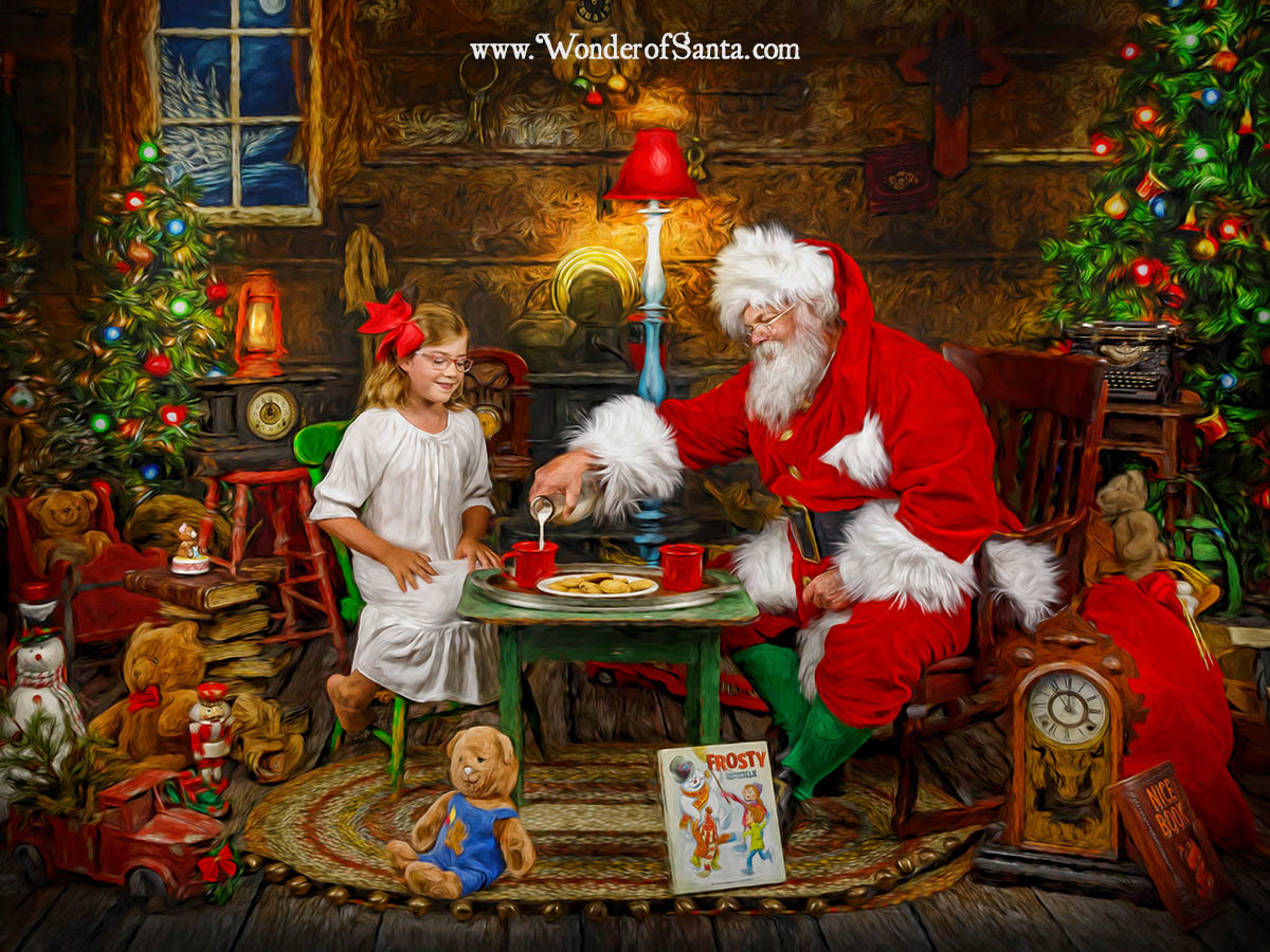 charleston santa photography